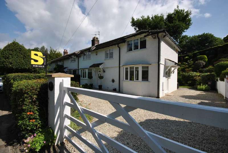 3 Bedrooms Semi Detached House for sale in SHRIGLEY ROAD, HIGHER POYNTON