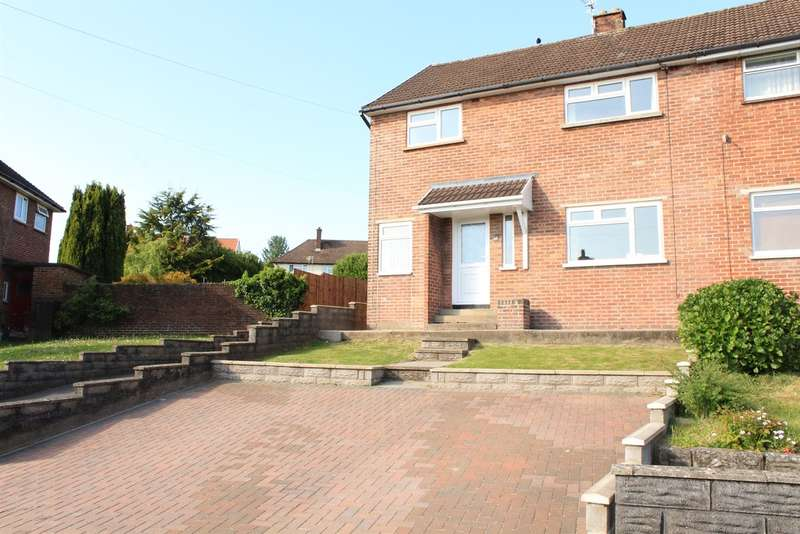 3 Bedrooms End Of Terrace House for sale in Gilwern Crescent, Llanishen, Cardiff