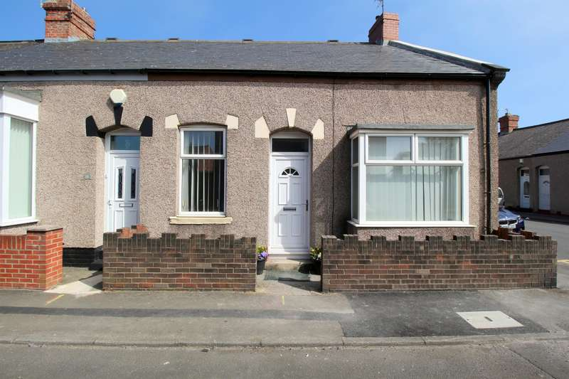 3 Bedrooms Cottage House for sale in Schimel Street, Southwick, Sunderland, SR5 2HP
