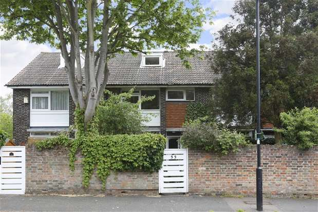 4 Bedrooms Terraced House for sale in Crescent Wood Road, Dulwich