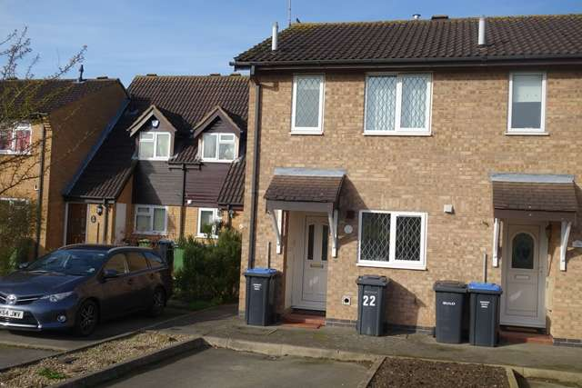 2 Bedrooms Semi Detached House for sale in Darwin Close, Broughton Astley, Leicester, Leicestershire, LE9 6XD