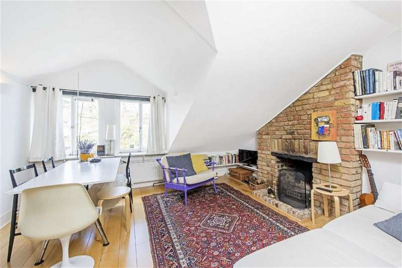 2 Bedrooms Flat for sale in Sibella Road, LONDON