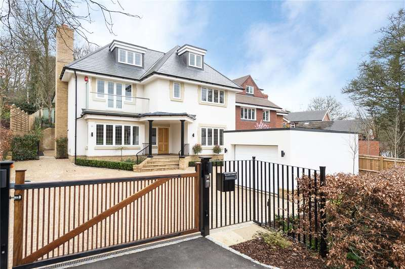 6 Bedrooms Detached House for sale in White House, Gregories Road, Beaconsfield, HP9