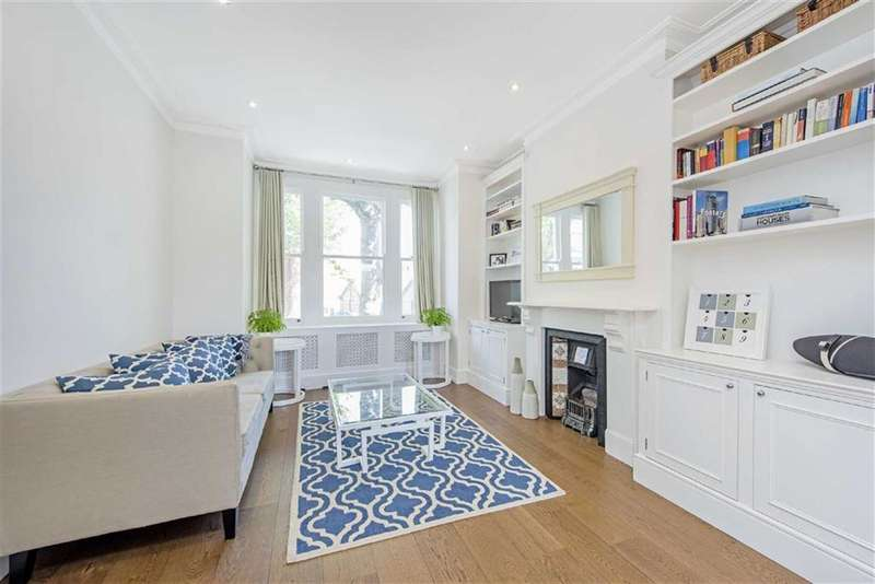 2 Bedrooms Flat for sale in Wandsworth Bridge Road, Fulham, London, SW6