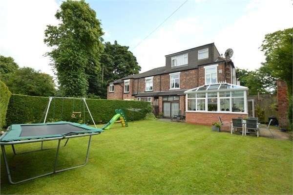 5 Bedrooms Semi Detached House for sale in Rutland Drive, Salford, M7