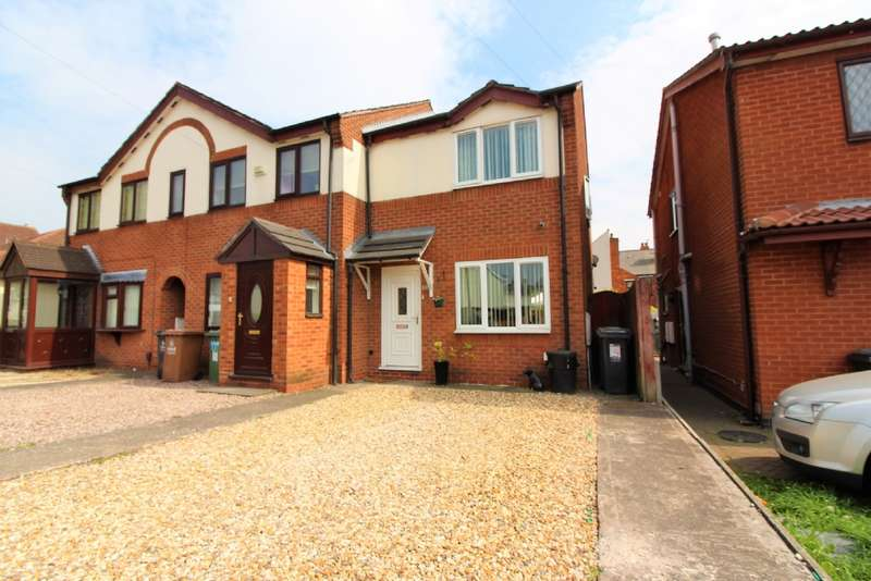 3 Bedrooms Town House for sale in Clothier Street, Willenhall