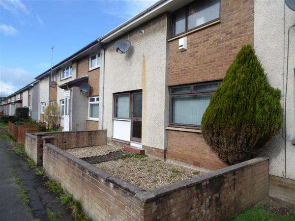 2 Bedrooms Terraced House for sale in Leven Place, IRVINE
