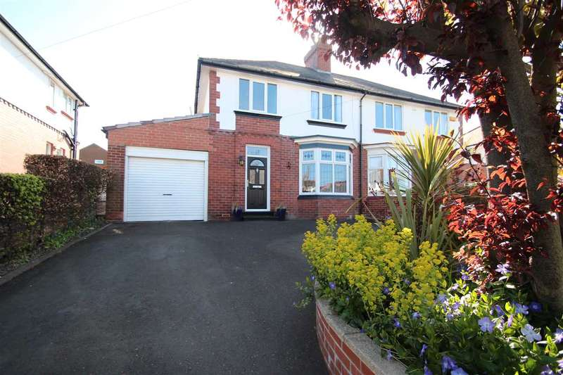3 Bedrooms Semi Detached House for sale in Ashfield, Shotley Bridge, Consett