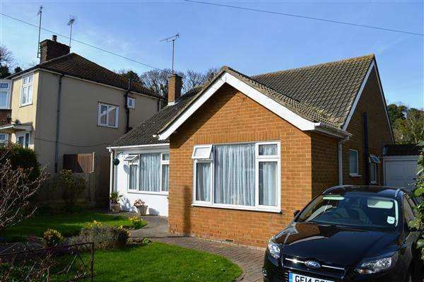 3 Bedrooms Bungalow for sale in Masons Rise, Broadstairs