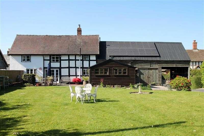 4 Bedrooms Detached House for sale in East Street, PEMBRIDGE, Pembridge, Herefordshire