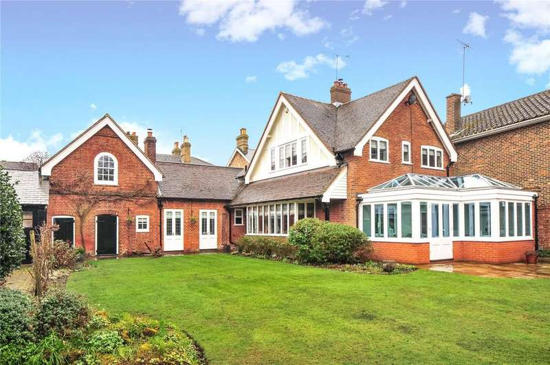 5 Bedrooms Detached House for sale in Bradbourne Road, Sevenoaks, Kent, TN13