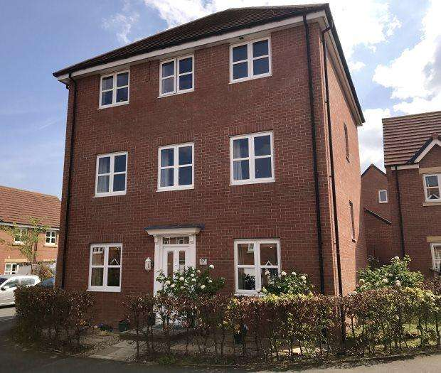 4 Bedrooms Detached House for sale in HARVEY AVENUE, FRAMWELLGATE MOOR, DURHAM CITY