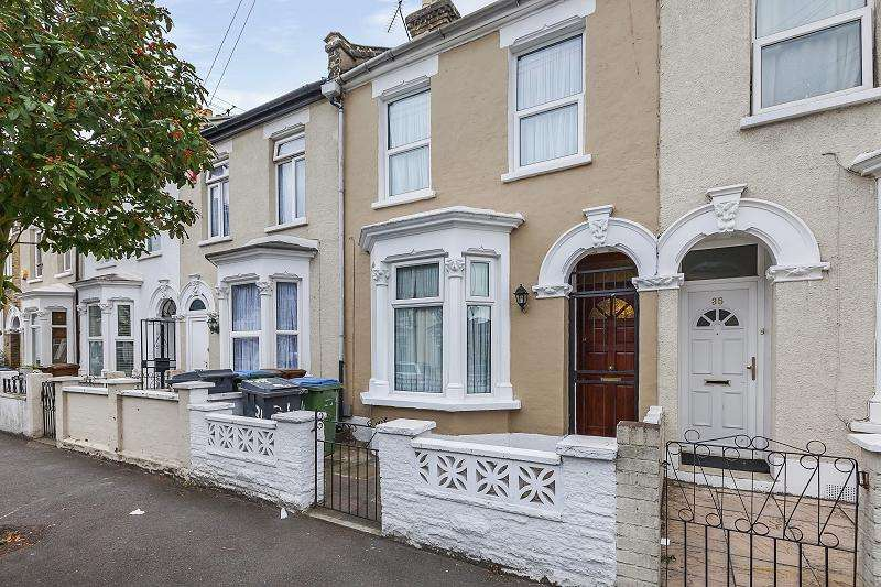 3 Bedrooms Terraced House for sale in Chichester Road, Leytonstone, London. E11 3LG