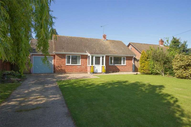 3 Bedrooms Detached Bungalow for sale in Hall Road, Bawdeswell, Norfolk