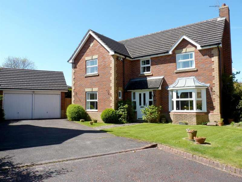 4 Bedrooms Detached House for sale in St. Athans Walk, Harrogate