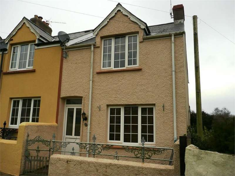 2 Bedrooms Cottage House for sale in 6 Kensington Street, Goodwick, Pembrokeshire