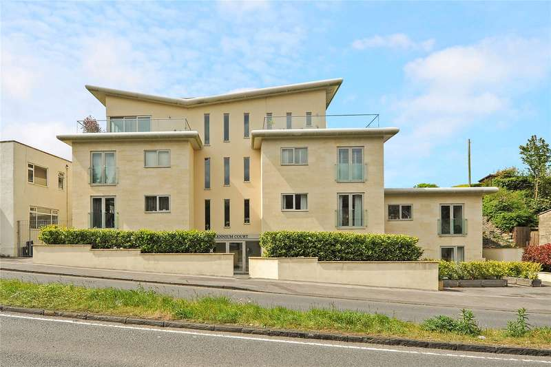 2 Bedrooms Flat for sale in Millennium Court, 376 Wellsway, Bath, BA2