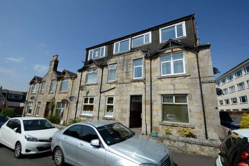 1 Bedroom Ground Flat for sale in G/R, 6 The Causeway, Fairlie, KA29 0AQ