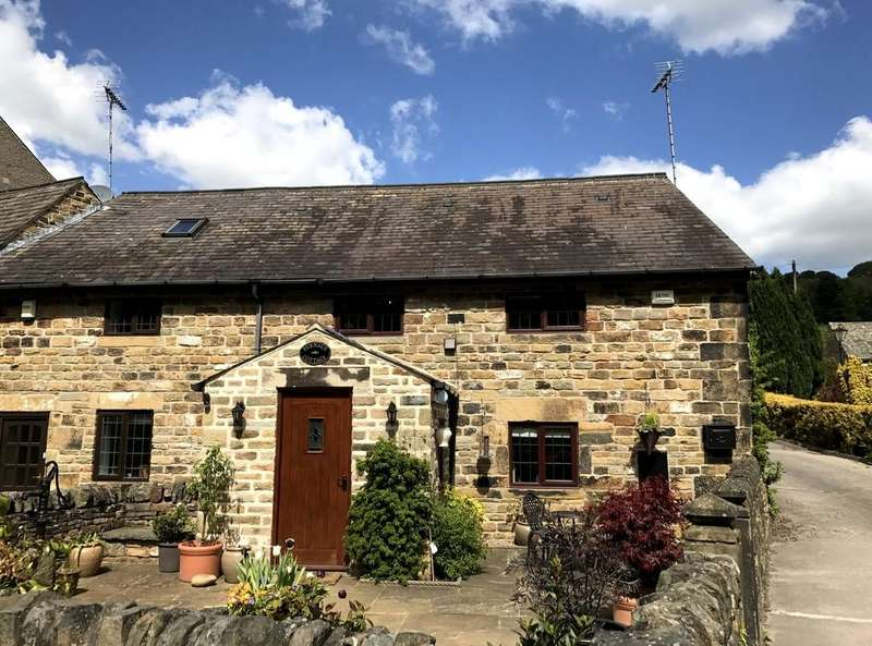 2 Bedrooms Cottage House for sale in Old Mill Lane, Thurgoland, Sheffield