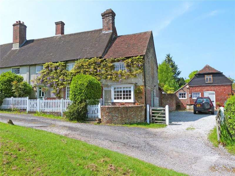 6 Bedrooms Semi Detached House for sale in Durrants, Chailey Green, Lewes, East Sussex, BN8
