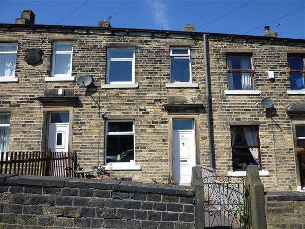 3 Bedrooms Terraced House for sale in Ryefield Road, Golcar, Huddersfield