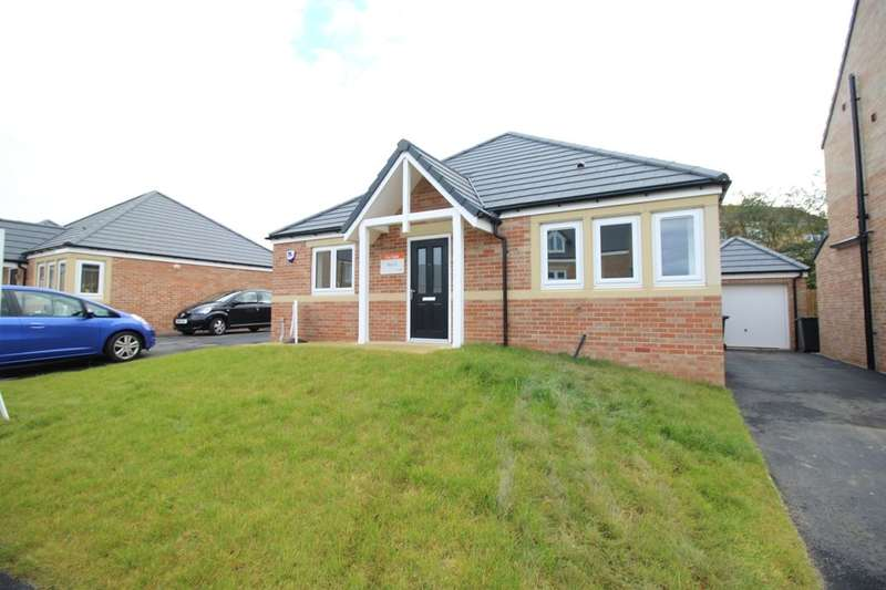 2 Bedrooms Detached Bungalow for sale in Evergreen Way, Marton-In-Cleveland, Middlesbrough, TS8