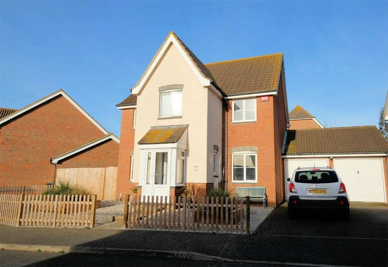 4 Bedrooms Detached House for sale in Speedwell Road, WHITSTABLE, Kent