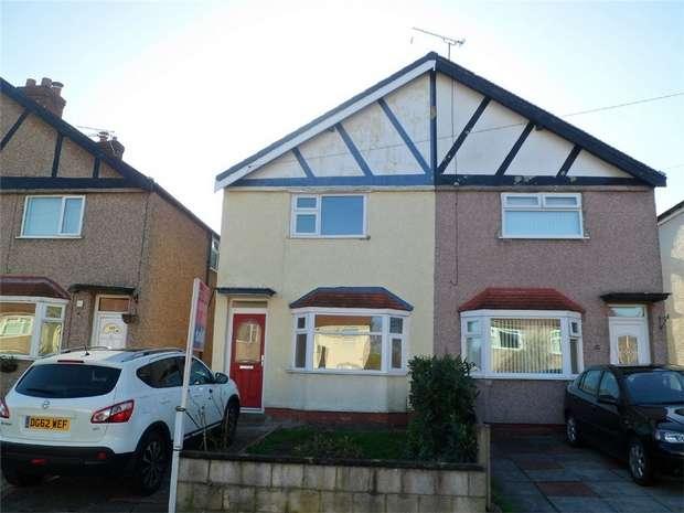 3 Bedrooms Semi Detached House for rent in Mark Rake, Bromborough