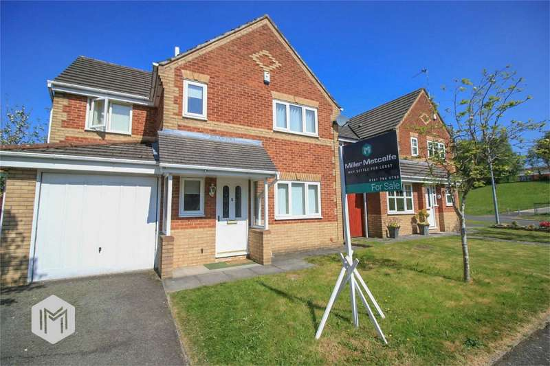 4 Bedrooms Detached House for sale in Gillers Green, Walkden, Manchester