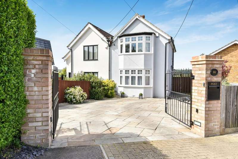 3 Bedrooms Semi Detached House for sale in Glentrammon Road Orpington BR6