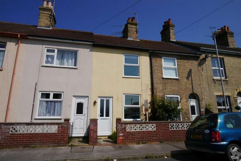 3 Bedrooms Terraced House for sale in Kendal Road, Pakefield, Lowestoft