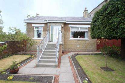 1 Bedroom Bungalow for sale in North Bridge Street, Airdrie, North Lanarkshire