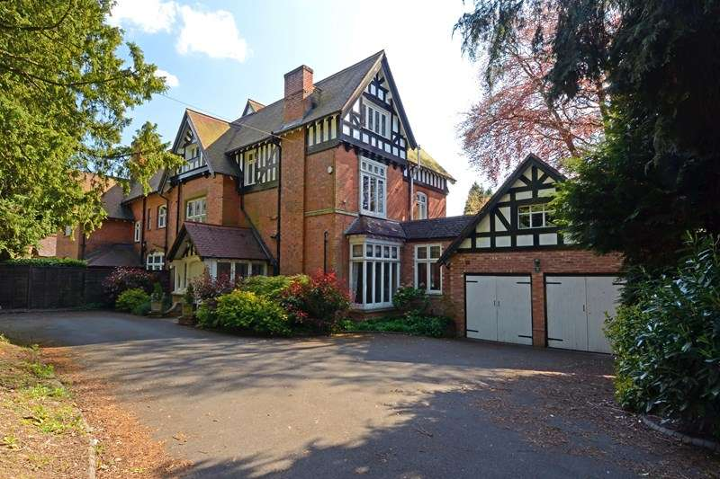 6 Bedrooms Semi Detached House for sale in Plymouth Road, Barnt Green