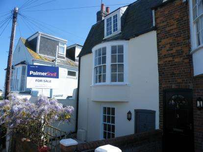 2 Bedrooms End Of Terrace House for sale in Rodwell, Weymouth, Dorset