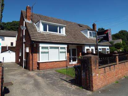 3 Bedrooms Semi Detached House for sale in Ashworth Lane, Preston, Lancashire, PR1