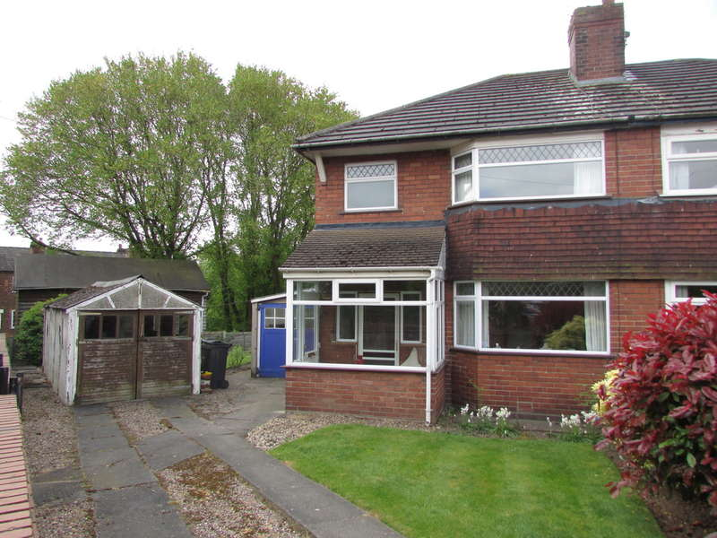 3 Bedrooms Semi Detached House for sale in Whitley Avenue, Barnton