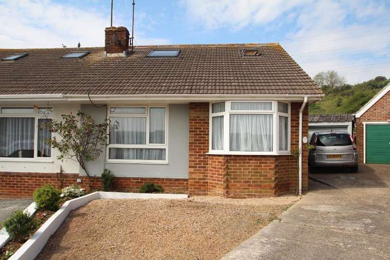 4 Bedrooms Chalet House for sale in Westway Close, Portslade, East Sussex, BN41 2RT