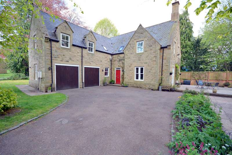 5 Bedrooms Detached House for sale in Leazes Lane, Wolsingham, Bishop Auckland, DL13 3DP