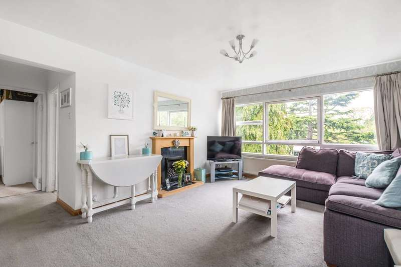 2 Bedrooms Flat for sale in Coleridge Court, Ham, TW10