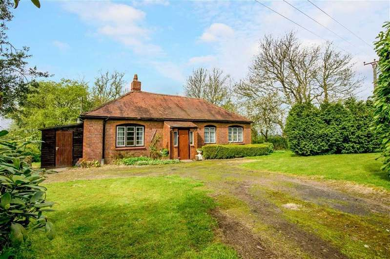 3 Bedrooms Bungalow for sale in Trimpley Lane, Bewdley, DY12