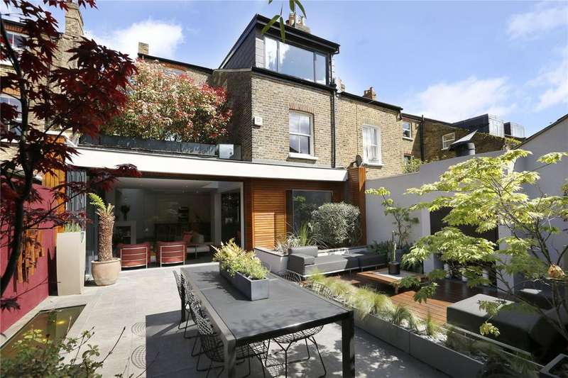 5 Bedrooms Terraced House for sale in Lessar Avenue, Abbeville Village, Clapham, London, SW4