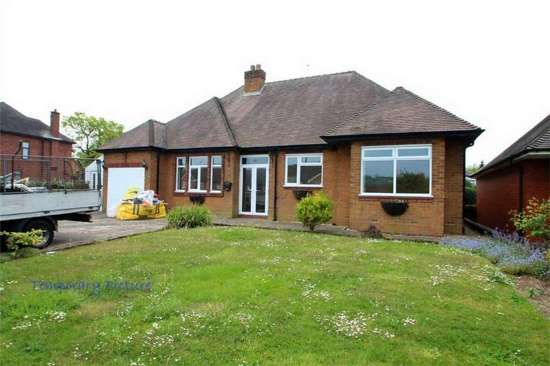 3 Bedrooms Detached Bungalow for sale in Brick Kiln Lane, Gornal, DUDLEY, West Midlands