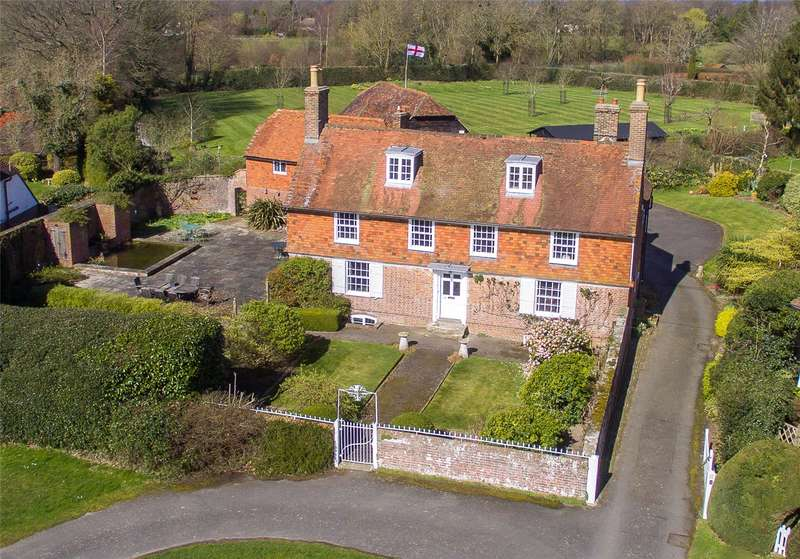 5 Bedrooms Detached House for sale in The Green, Matfield