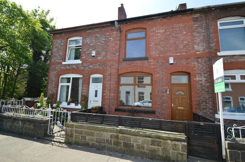 2 Bedrooms Terraced House for sale in Jackson Street, Whitefield, Manchester, M45