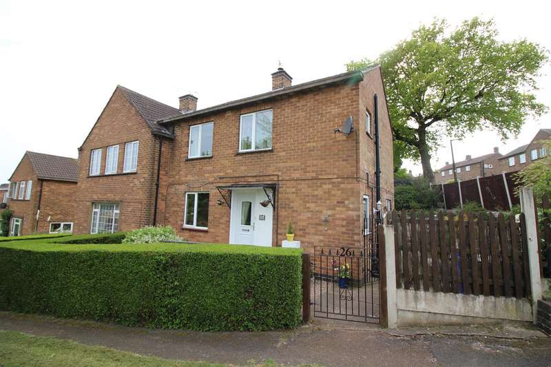 3 Bedrooms Property for sale in Sycamore Crescent, Sandiacre, Nottingham