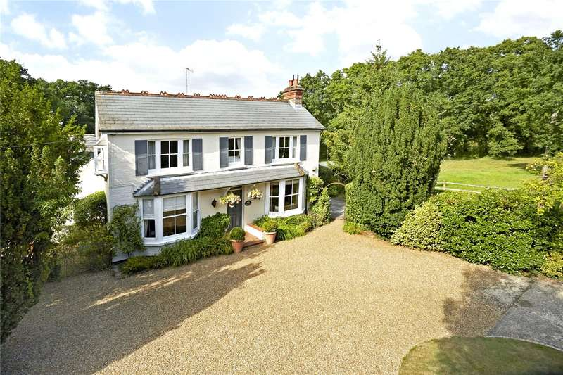 5 Bedrooms Detached House for sale in Five Oaks Road, Slinfold, Horsham, West Sussex, RH13