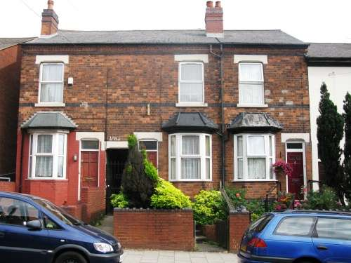 2 Bedrooms Terraced House for sale in Watville Rd, Handsworth, Birmingham B21