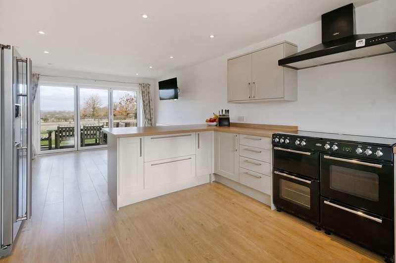 4 Bedrooms Detached House for sale in High Halden, Ashford TN26