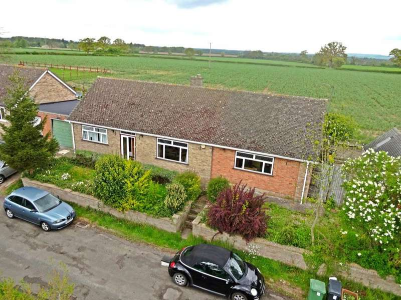 3 Bedrooms Detached Bungalow for sale in Oxford Road, Tiddington, Thame, OX9