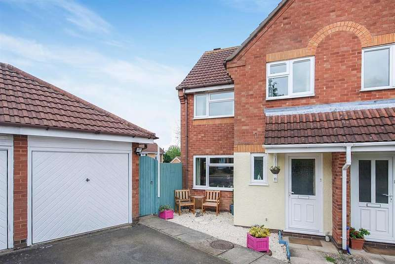 3 Bedrooms Semi Detached House for sale in Delamare Road, Melton Mowbray